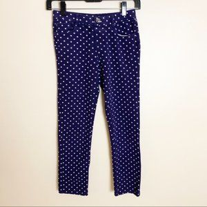 🌹3/$20🌹Gymboree Skinny Girls Polka Dots Pants 12